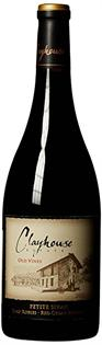 Clayhouse Petite Sirah Old Vines 2012 750ml